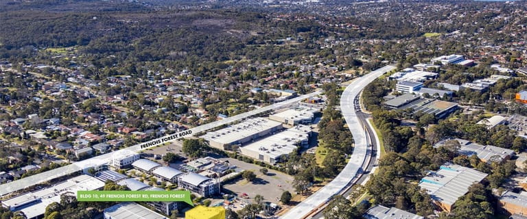 Factory, Warehouse & Industrial commercial property for lease at Building 10/49 Frenchs Forest Road Frenchs Forest NSW 2086