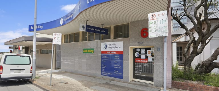 Shop & Retail commercial property for lease at 6 Ormonde Parade Hurstville NSW 2220