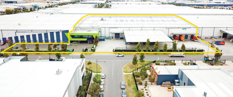 Factory, Warehouse & Industrial commercial property for lease at Warehouse B, 2-22 Efficient Drive Truganina VIC 3029