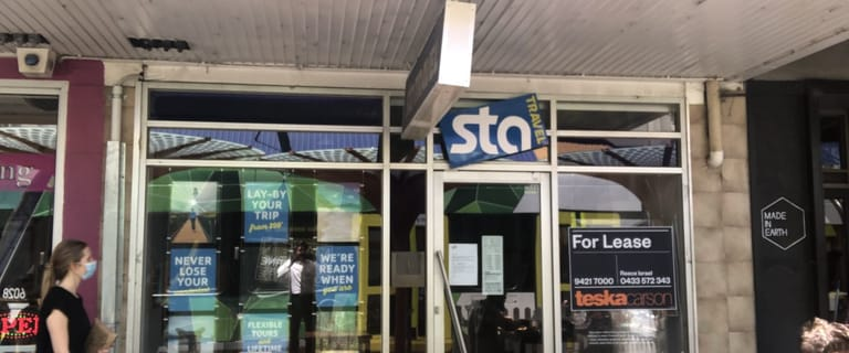 Shop & Retail commercial property for lease at 144 Acland Street St Kilda VIC 3182