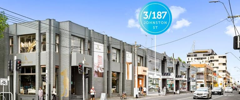 Shop & Retail commercial property for lease at Suite 3, 187 Johnston Street Fitzroy VIC 3065
