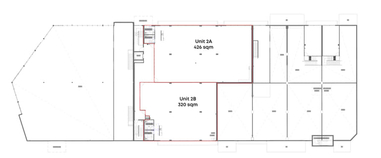 Offices commercial property for lease at 2b/1 Capital Place Rouse Hill NSW 2155