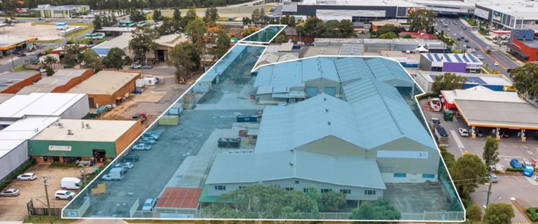 Factory, Warehouse & Industrial commercial property for lease at 2A Grahams Hill Road Narellan NSW 2567