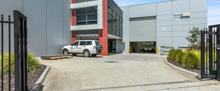 Factory, Warehouse & Industrial commercial property for lease at 1 or 5/10 Gateway  Drive Carrum Downs VIC 3201