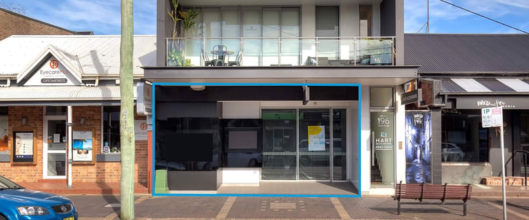 Offices commercial property for lease at Ground Floor, 196 Union Street The Junction NSW 2291