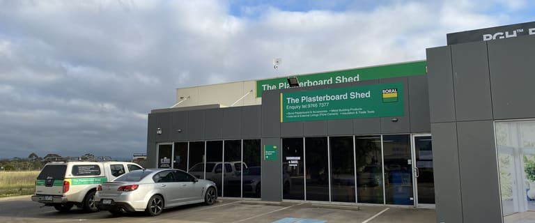 Factory, Warehouse & Industrial commercial property for lease at Tenancy 01/2-6 Gateway Drive Melton VIC 3337