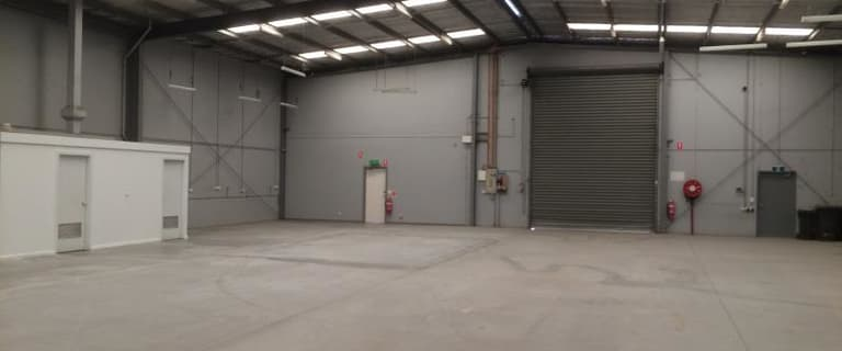 Factory, Warehouse & Industrial commercial property for lease at Unit/17 Frankston Gardens Drive Carrum Downs VIC 3201