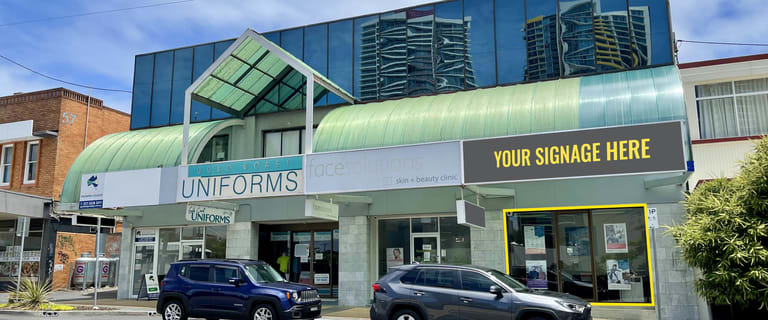 Shop & Retail commercial property for lease at Shop 1/55 Nerang Street Southport QLD 4215