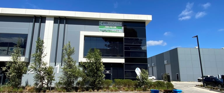 Factory, Warehouse & Industrial commercial property for lease at 1/1470 Ferntree Gully Road Knoxfield VIC 3180