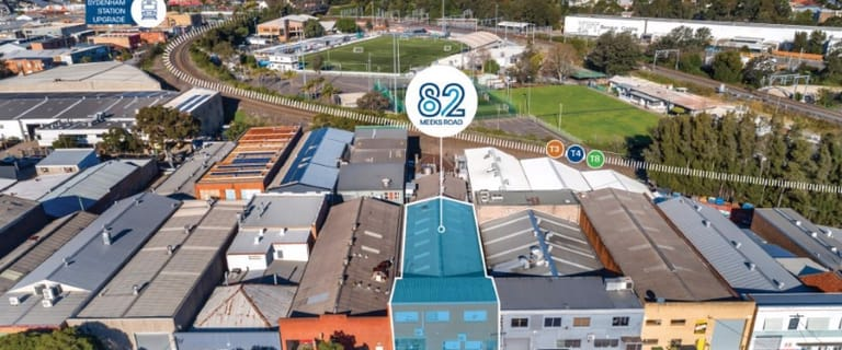 Factory, Warehouse & Industrial commercial property for lease at 82 Meeks Road Marrickville NSW 2204