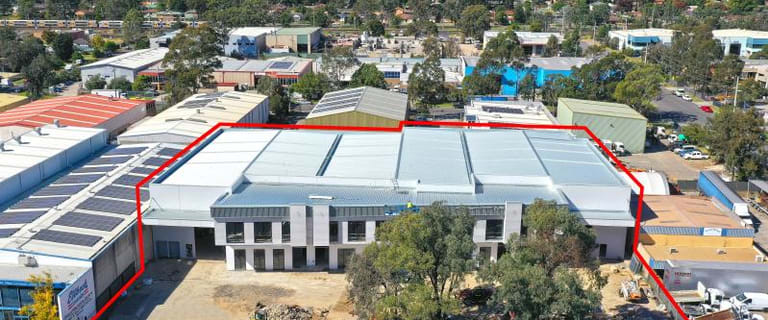 Factory, Warehouse & Industrial commercial property for lease at 55 Lancaster Street Ingleburn NSW 2565