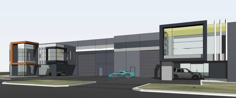 Other commercial property for lease at 1 & 2/Lot 72 National Avenue Pakenham VIC 3810