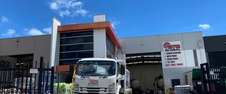 Factory, Warehouse & Industrial commercial property for lease at 129A Atlantic Drive Keysborough VIC 3173