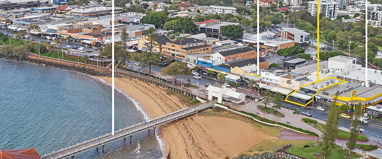 Shop & Retail commercial property for lease at 171 Redcliffe Parade Redcliffe QLD 4020