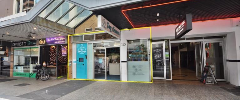 Showrooms / Bulky Goods commercial property for lease at 110 Spring St Bondi Junction NSW 2022