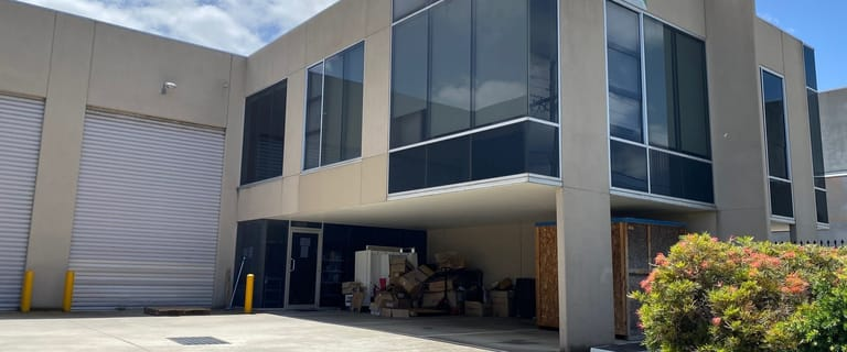 Factory, Warehouse & Industrial commercial property for lease at 2/31 Fulton Street Oakleigh South VIC 3167