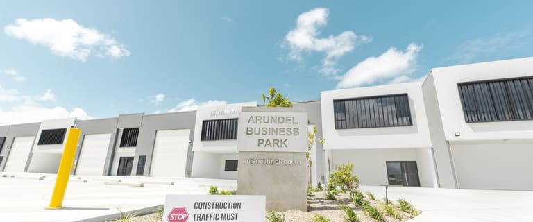 Factory, Warehouse & Industrial commercial property for lease at 8/8 Distribution Court Arundel QLD 4214