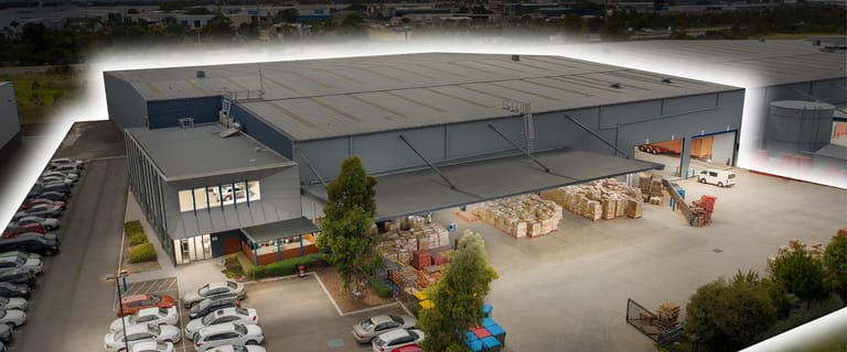 Factory, Warehouse & Industrial commercial property leased at Warehouse B/78-88 Atlantic Drive Keysborough VIC 3173