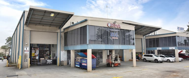 Factory, Warehouse & Industrial commercial property for lease at 1/3 Contaplas Street Arndell Park NSW 2148