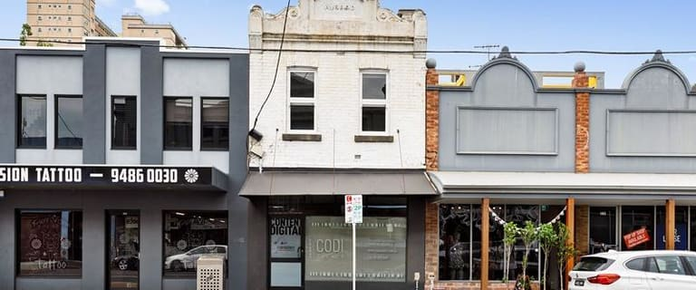 Offices commercial property for lease at 187 Johnston Street Collingwood VIC 3066