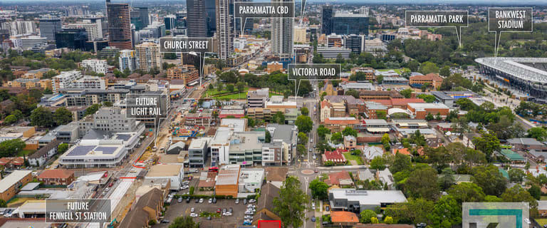 Offices commercial property for lease at 27 Fennell Street Parramatta NSW 2150
