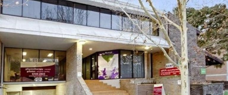 Offices commercial property for lease at 6, 7 & 8/50 Kitchener Parade Bankstown NSW 2200