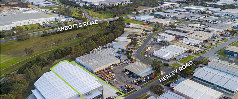 Factory, Warehouse & Industrial commercial property for lease at 1/36 Healey Road Dandenong VIC 3175