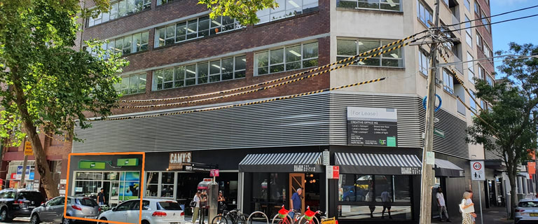 Shop & Retail commercial property for lease at 241 Commonwealth Street Surry Hills NSW 2010