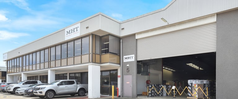 Factory, Warehouse & Industrial commercial property for lease at 5/350 Edgar Street Condell Park NSW 2200
