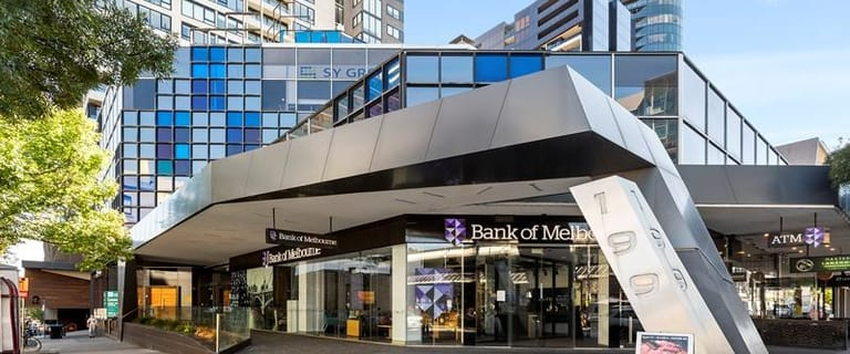 Offices commercial property for lease at 199 Toorak Road South Yarra VIC 3141