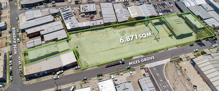 Factory, Warehouse & Industrial commercial property for lease at 30-44 Miles Grove Seaford VIC 3198