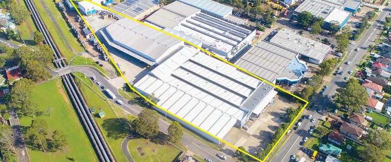 Factory, Warehouse & Industrial commercial property for lease at 86 Ferndell Street South Granville NSW 2142