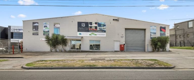 Factory, Warehouse & Industrial commercial property for lease at 117 Cochranes Road Moorabbin VIC 3189