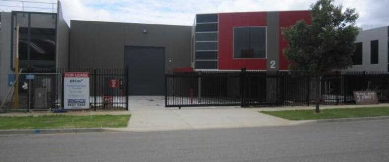 Factory, Warehouse & Industrial commercial property for lease at Lot/2/2 Network Drive Carrum Downs VIC 3201