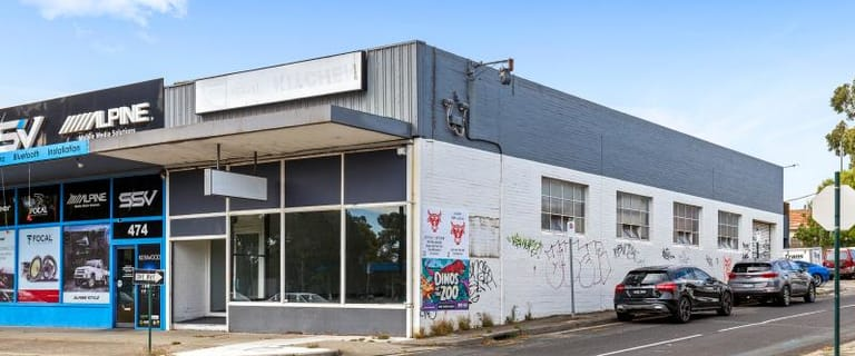 Showrooms / Bulky Goods commercial property for lease at 472 Maroondah Highway Mitcham VIC 3132