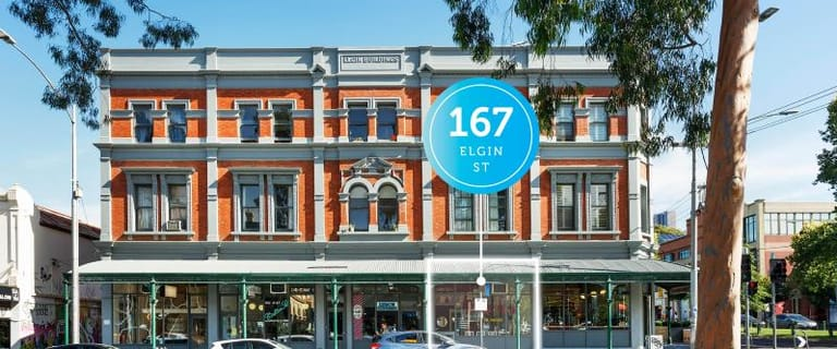 Offices commercial property for lease at 167 Elgin Street Carlton VIC 3053