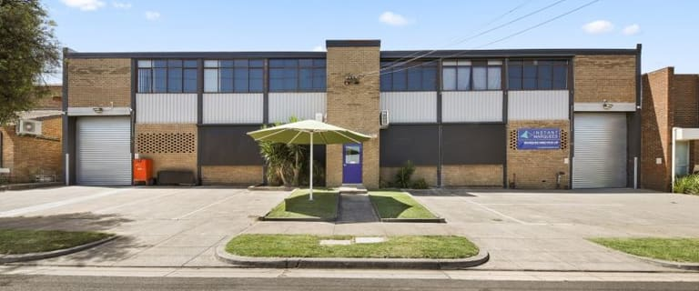 Factory, Warehouse & Industrial commercial property for lease at 51-53 Capella Crescent Moorabbin VIC 3189