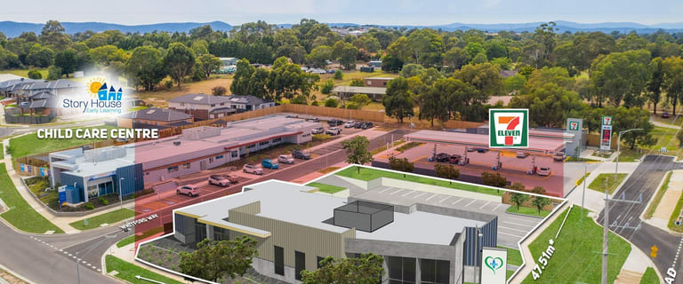 Medical / Consulting commercial property for lease at Whittlesea Medical Hub/2 Whitford Way (Cnr Painted Hills Drive) Doreen VIC 3754