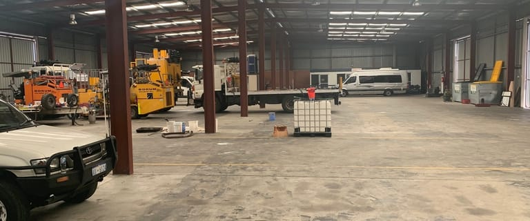 Factory, Warehouse & Industrial commercial property for lease at 22 Hazelhurst Street Kewdale WA 6105