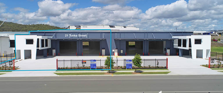 Factory, Warehouse & Industrial commercial property for lease at 21 Tonka Street Yatala QLD 4207