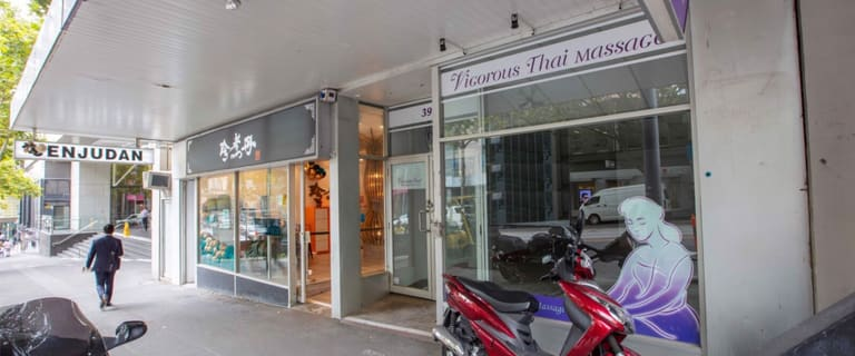 Shop & Retail commercial property for lease at 389-391 Bourke Street Melbourne VIC 3000