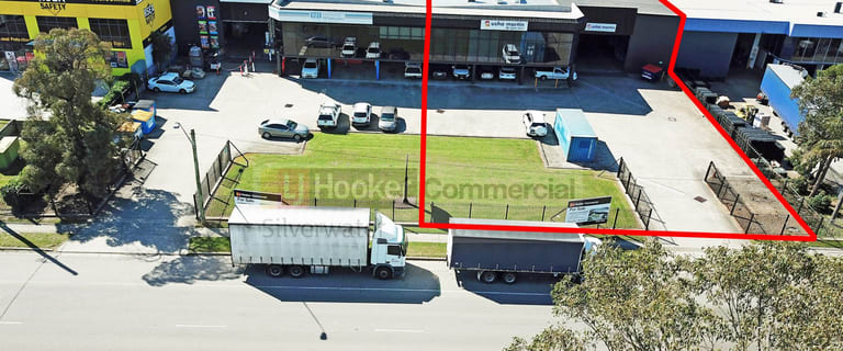 Factory, Warehouse & Industrial commercial property for lease at 2/468-470 Victoria Street Wetherill Park NSW 2164