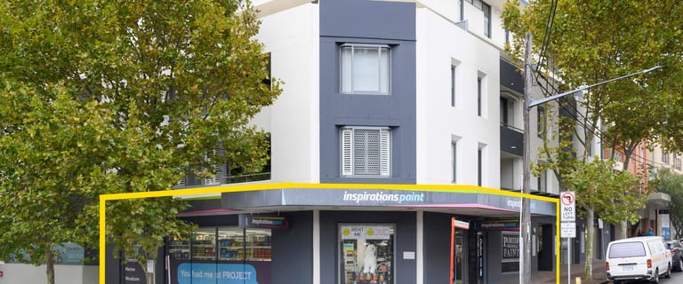 Shop & Retail commercial property for lease at 104 Spofforth Street Cremorne NSW 2090