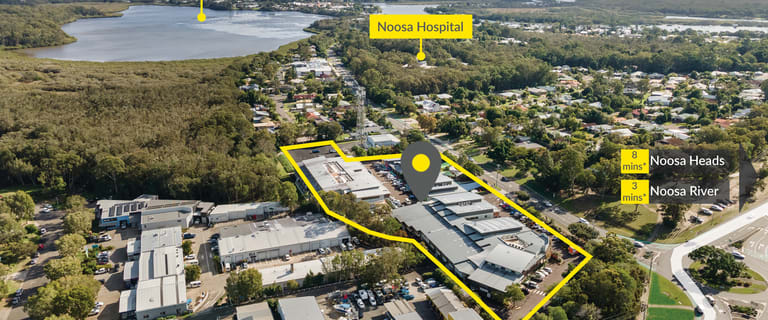 Other commercial property for lease at 90 Goodchap Street Noosaville QLD 4566