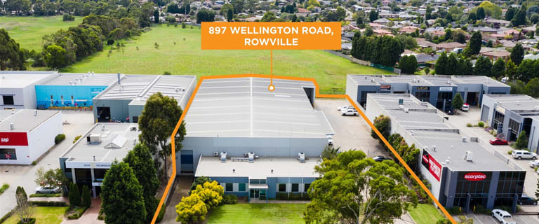 Offices commercial property for lease at 897 Wellington Road Rowville VIC 3178