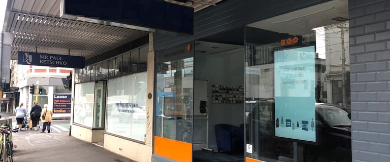 Shop & Retail commercial property for lease at 130 Bridge Road Richmond VIC 3121