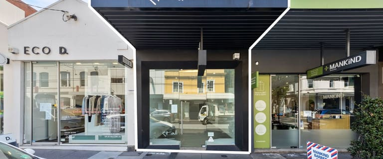 Shop & Retail commercial property for lease at 125 Toorak Road South Yarra VIC 3141