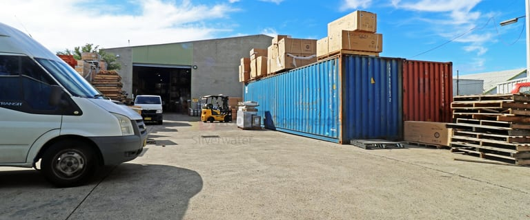 Factory, Warehouse & Industrial commercial property for lease at 162 Silverwater Road Silverwater NSW 2128