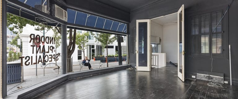 Shop & Retail commercial property for lease at 16A Toorak Road South Yarra VIC 3141
