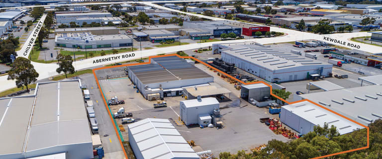 Factory, Warehouse & Industrial commercial property for lease at 514 Abernethy Road Kewdale WA 6105